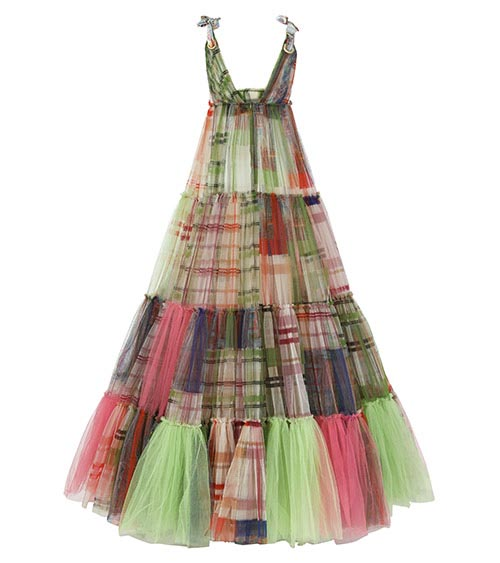Nixie Tulle Dress front view