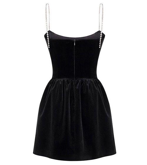 Assel Mini Dress front view