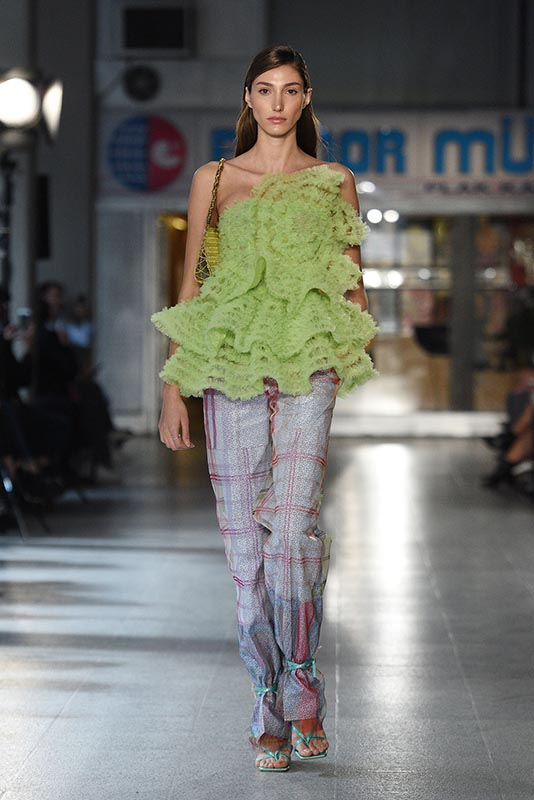 Sudi Etuz 2020 Spring/Summer Collection Runway - 16