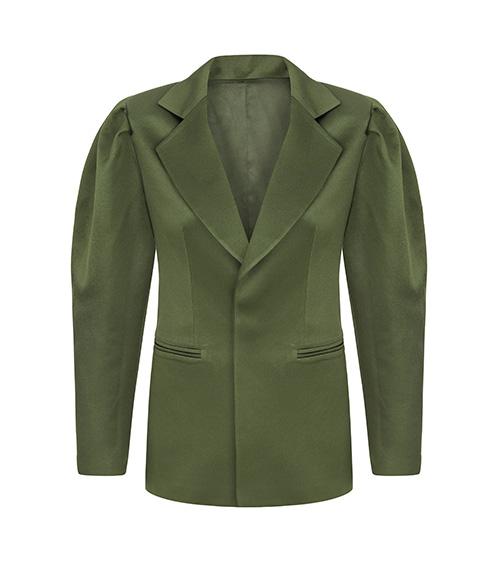 Double Breasted Blazer Ceket önden görünümü