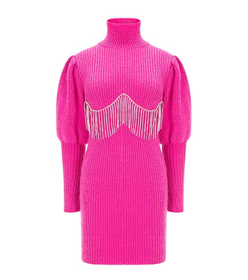 East Oriented Wollen Elbise önden görünümü