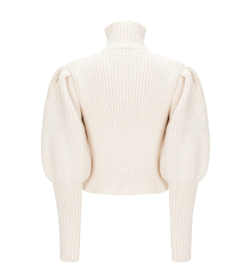 Gleamy Pullover front view