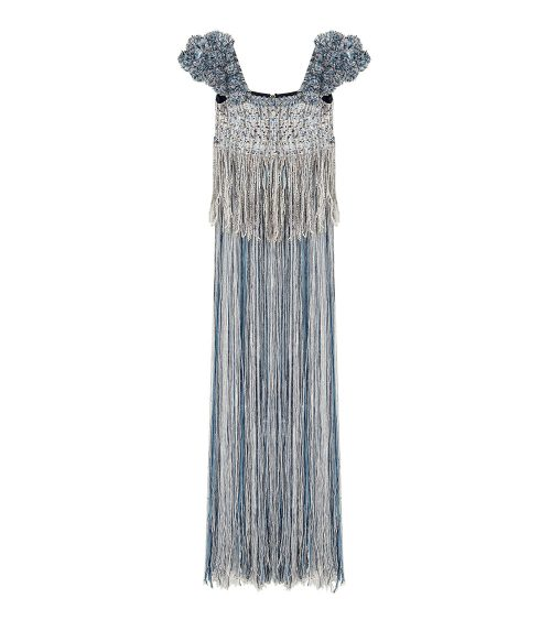 fringe realness top front view