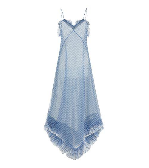 Ocean Silky elbise önden görünümü