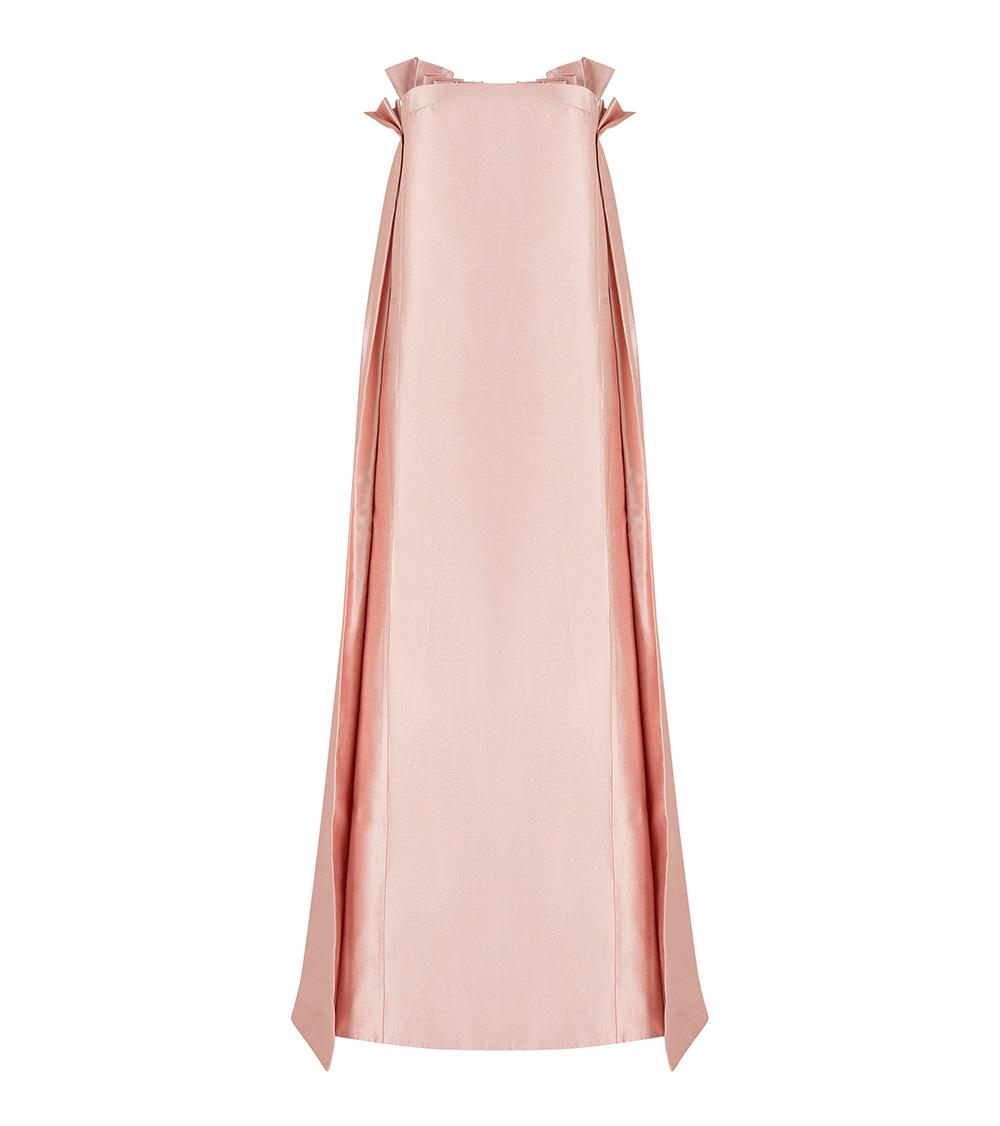 Pinky Candy elbise önden görünümü