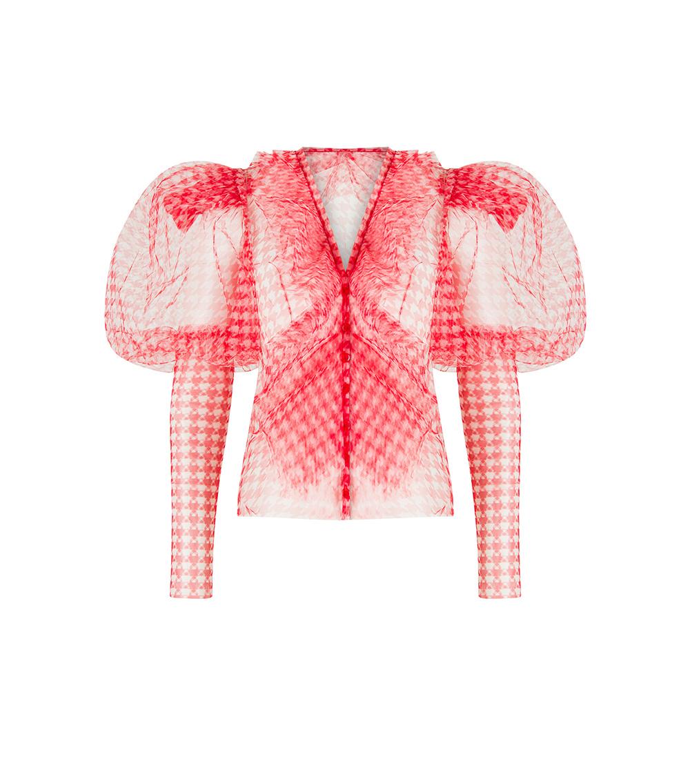 Red Poulle Bluz önden görünümü