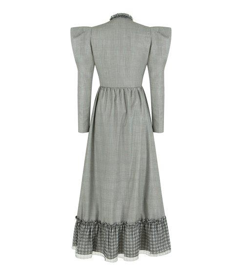 True Victorian Elbise arkadan görünümü
