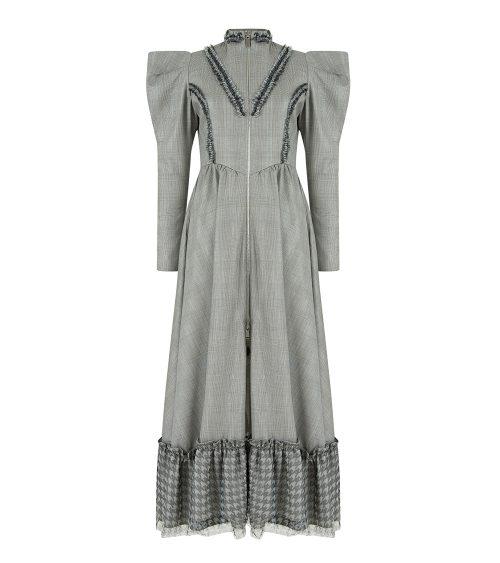 True Victorian Elbise önden görünümü
