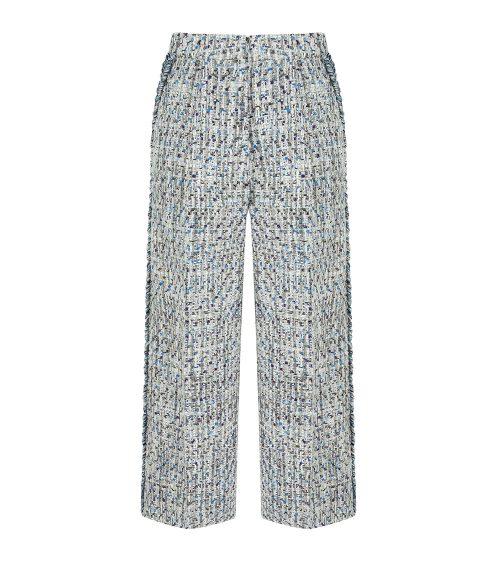 tweed pants front view