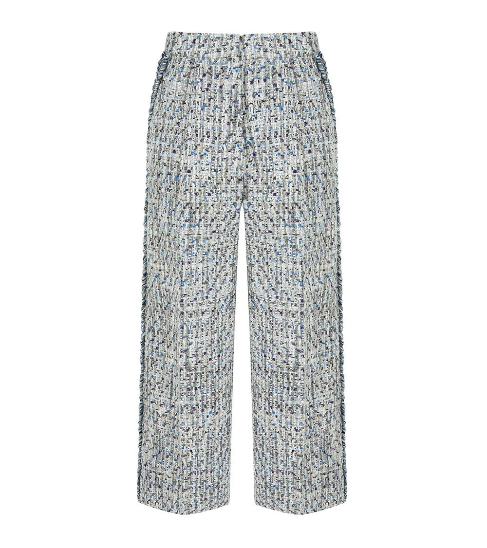 Tweed Pantolon önden görünümü