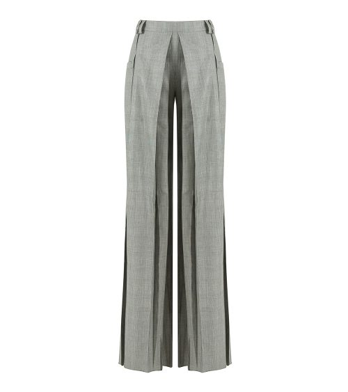 Wide Slim Pants front view