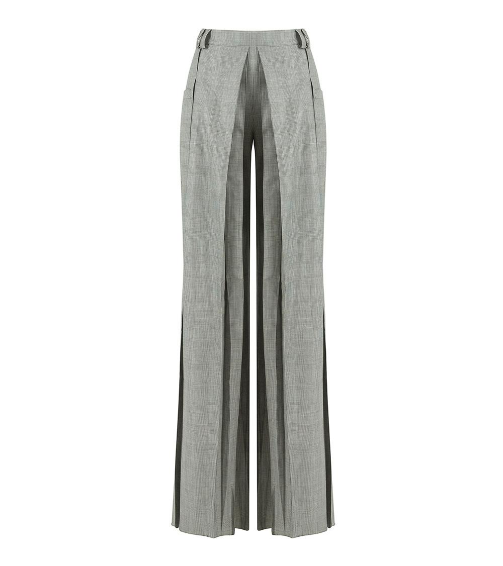 Wide Slim Pantolon önden görünümü