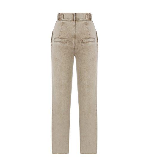 Safari Denim Pantolon önden görünümü