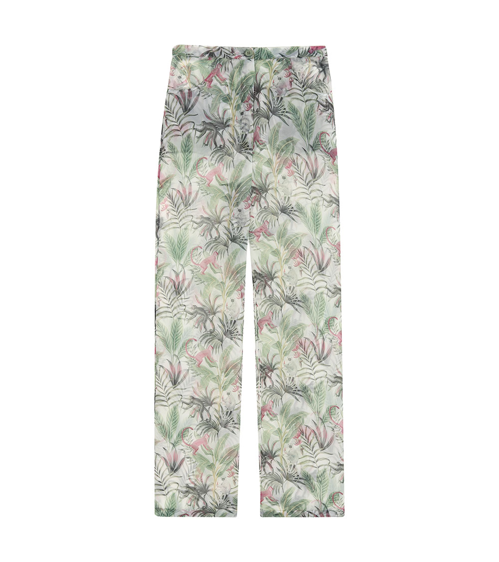 Wilderness Organza Pants front view