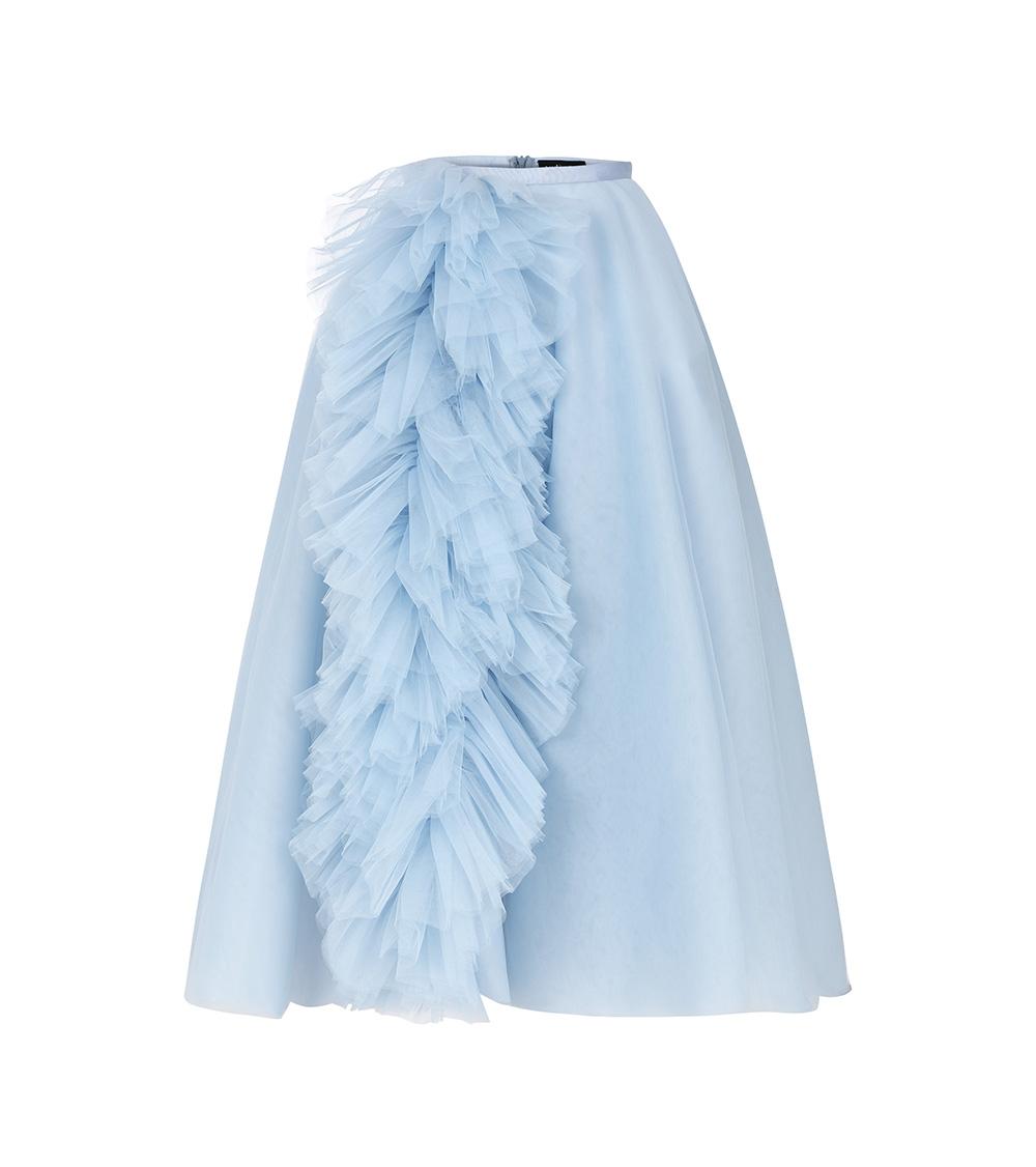 evregen fin skirt front view